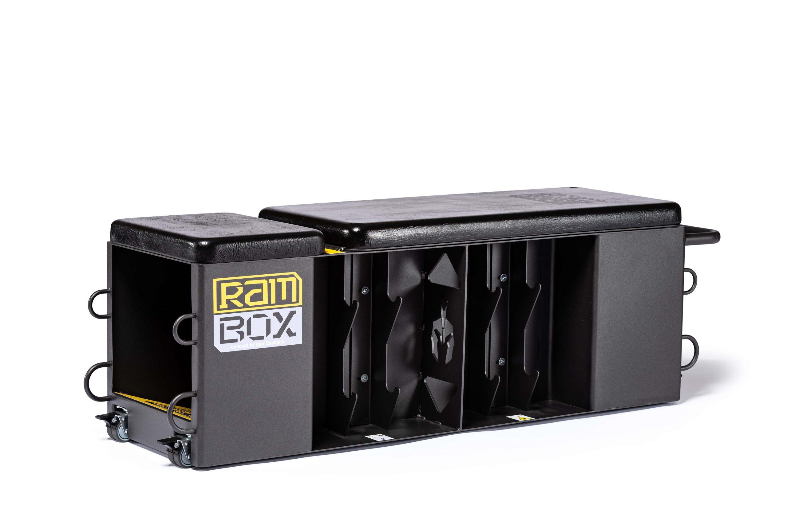 RamBOX Logo Personalizzato