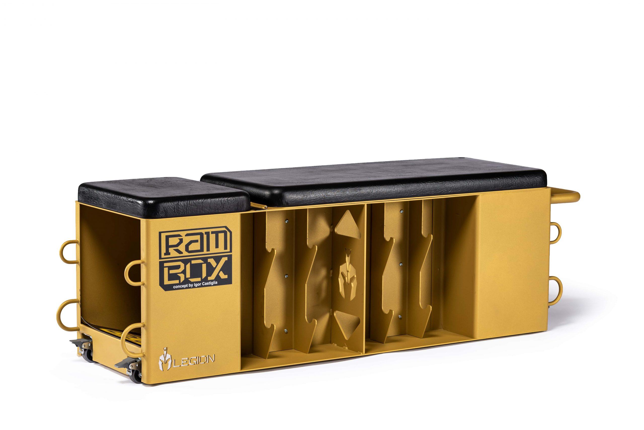 RamBOX Colorato Ocra