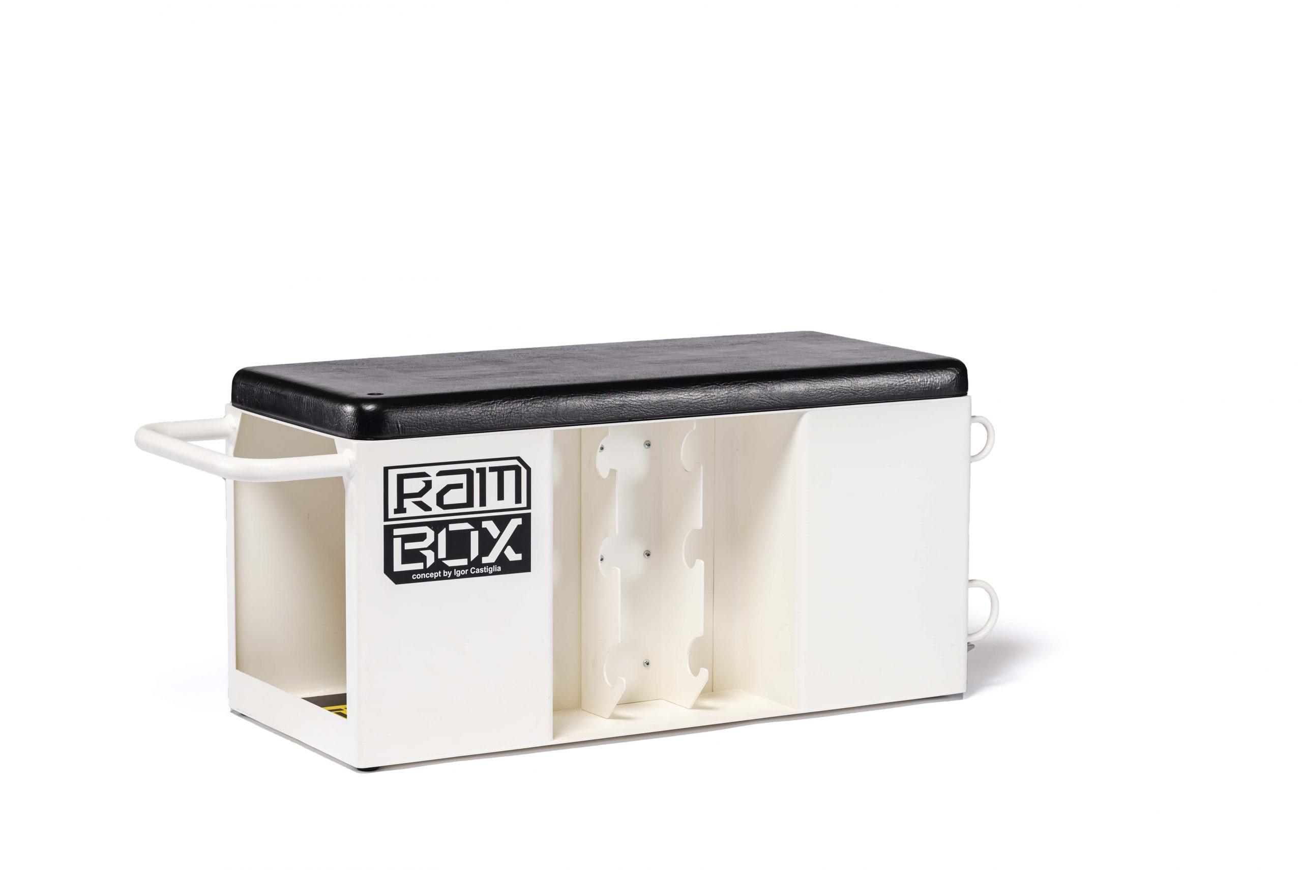 RamBOX Colorato Bianco