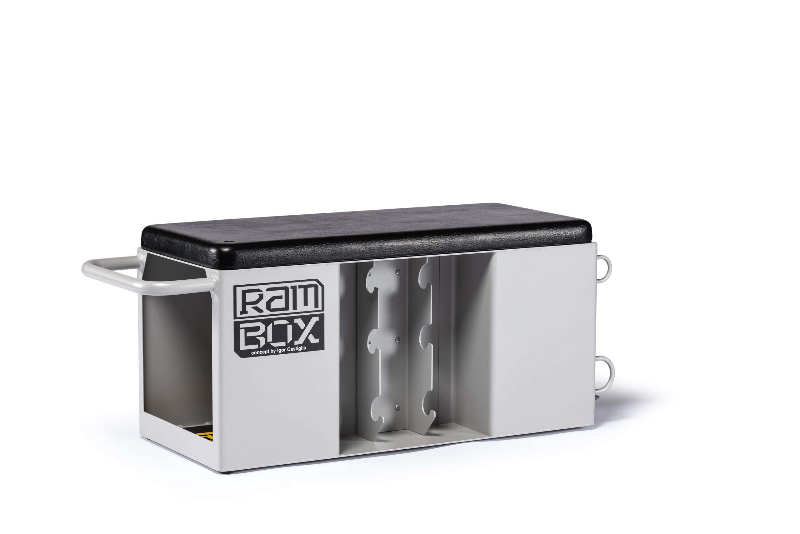RamBOX Colorato Antracite