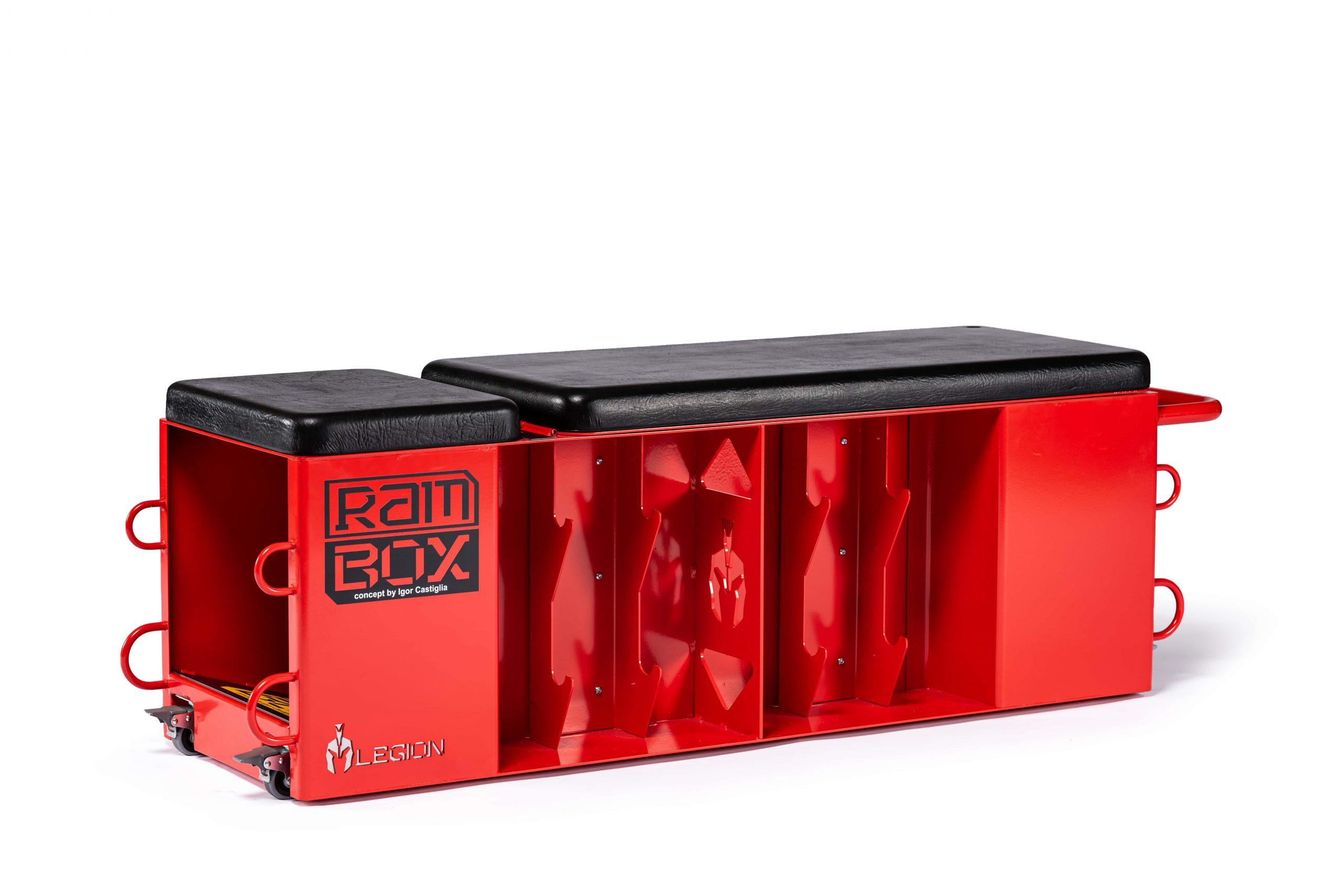 RamBOX Colorato Rosso