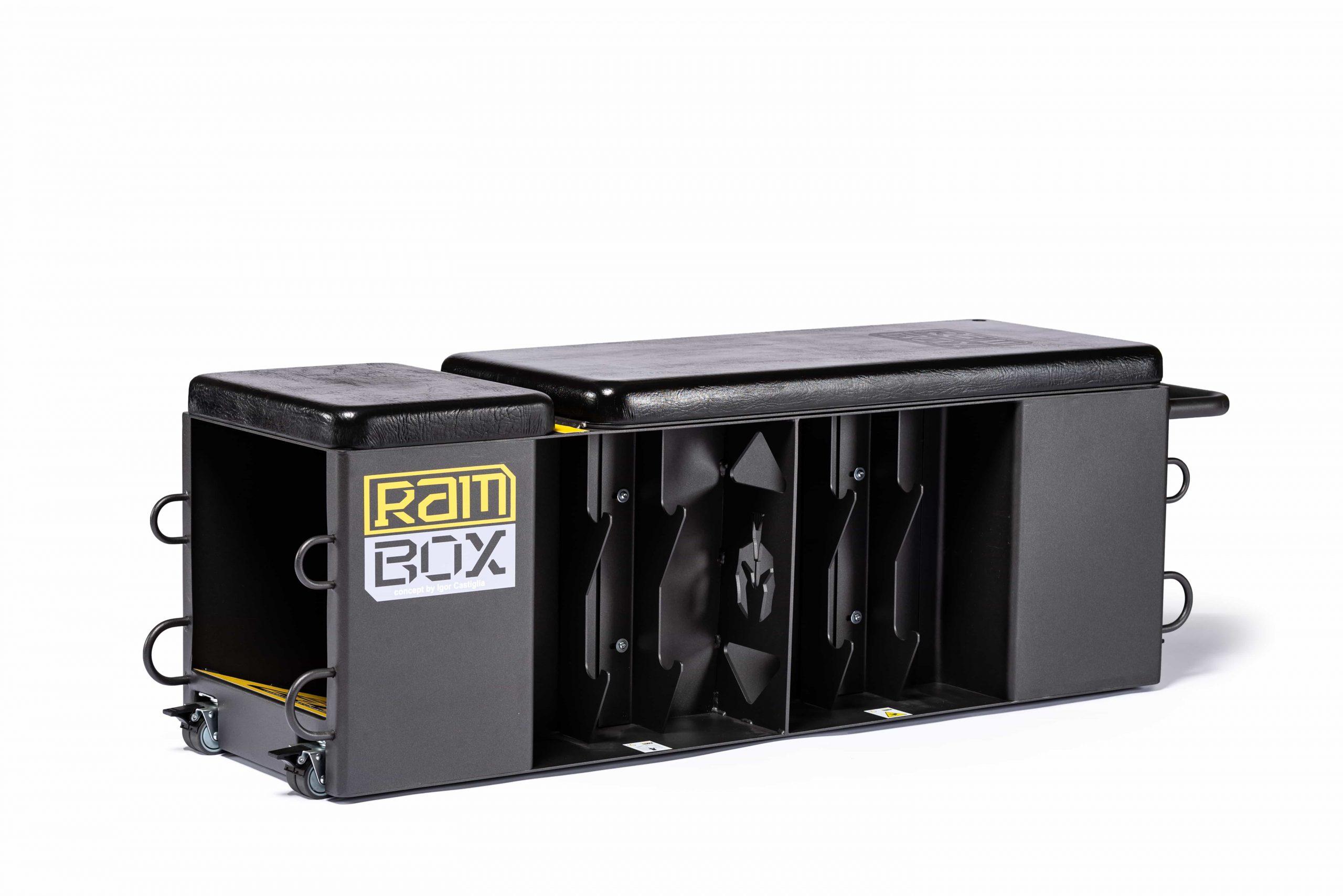 RamBOX - Dopo