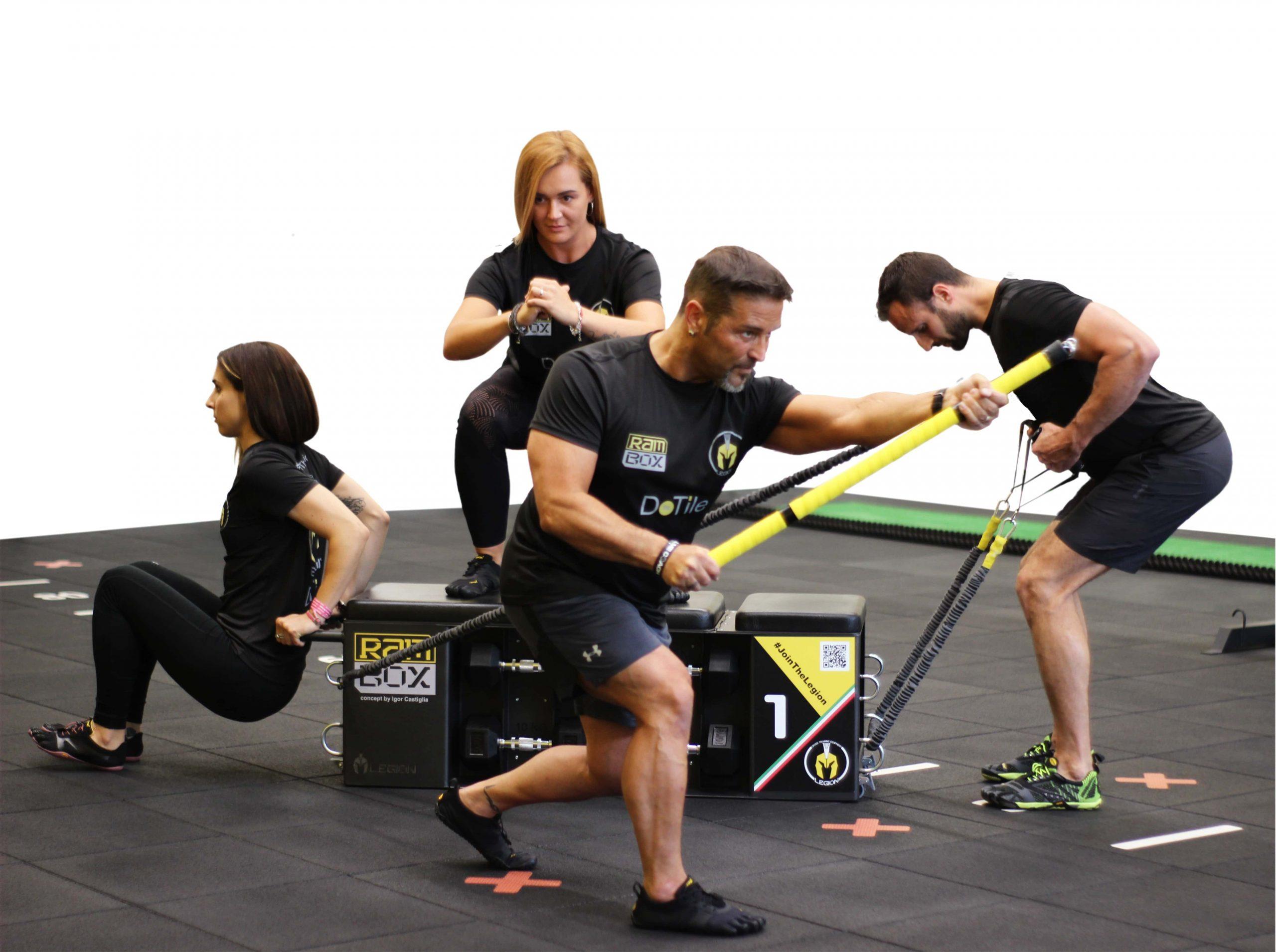 Training Gruppo DoTile RamBOX